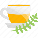 ceremony, drink, glass, green, tea icon