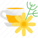 ceremony, drink, herbs, tea icon