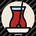 cup, drink, hot drink, tea, turkish, turkish tea icon