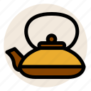 drink, hot drink, japanese, japanese tea, tea, teapot icon