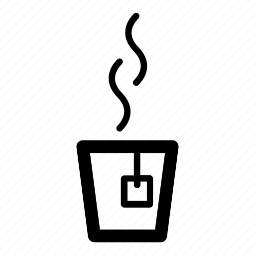 cup, drink, hot drink, mug, tea icon