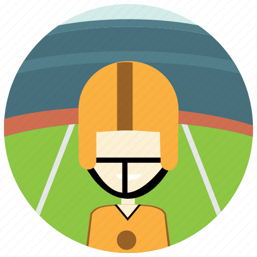 field, football, helmet, sports, teams icon