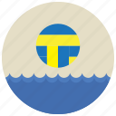 ball, polo, sports, team, water icon