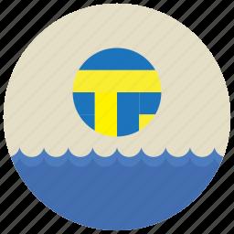 ball, polo, sports, team, water icon