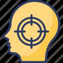 achievement, ambition, intention, marketing, mission, objective, target