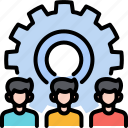 cog wheel, cooperation, partnership, successful, support, team, teamwork