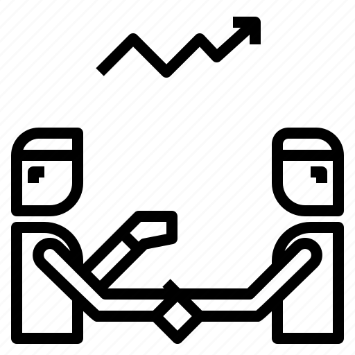 handshake, team, teamwork icon