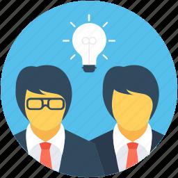 business idea, creative mind, idea, innovative mind, intelligence icon