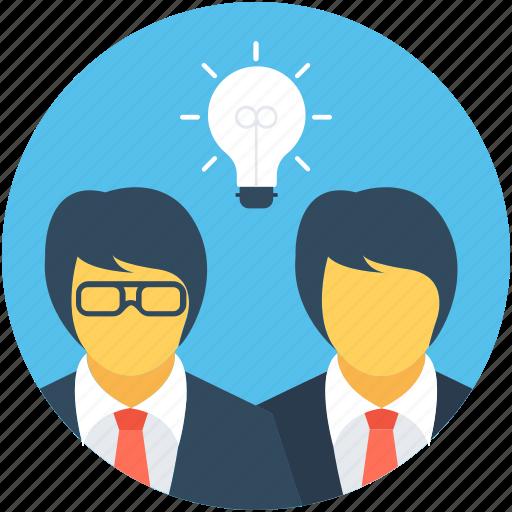 Business Idea Creative Mind Idea Innovative Mind Intelligence Icon