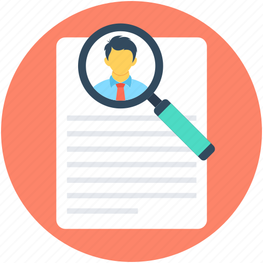 find man, find person, job applicant, searching job, searching staff icon