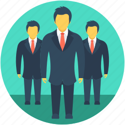 business community, business group, business people, organization, teamwork icon