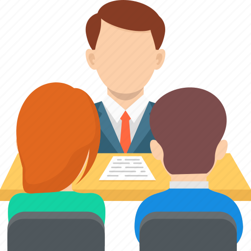 businessmen, conference, meeting, people, table, team icon