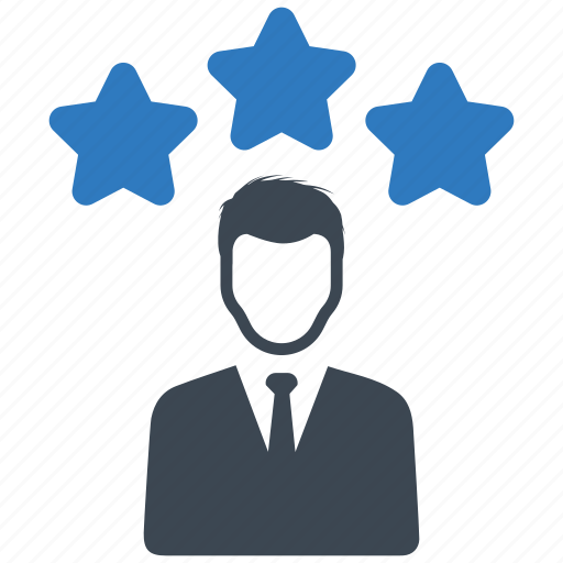 best, employee, rating icon