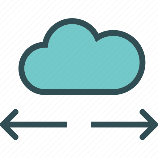 access, distributecloud, online, upload icon