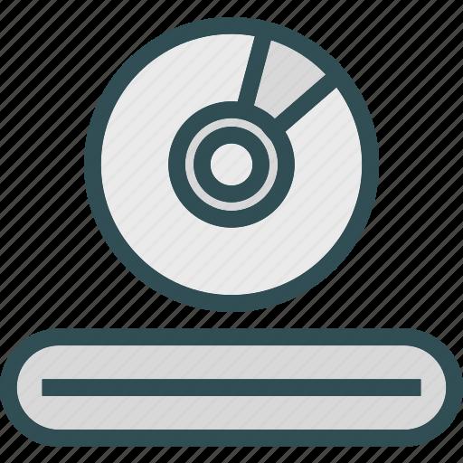 dvdplayer, mix, music, sound icon