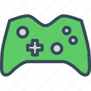 controler, entertainment, games, joystick icon