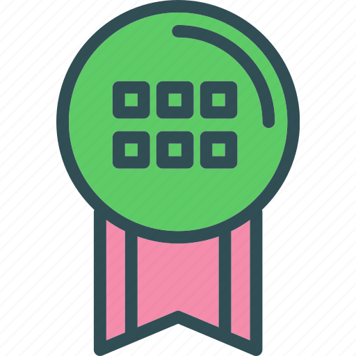 medal, place, prize, winer icon