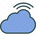 accesssignal, cloud, online, upload icon