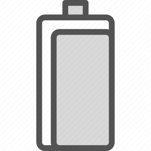 Available, battery, full, online, up icon - Download on Iconfinder