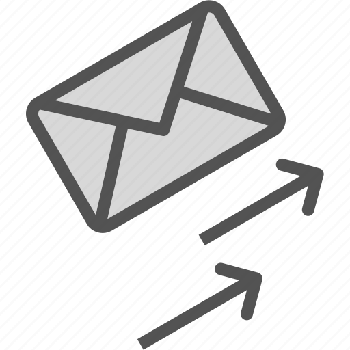 delivery, email, envelope, mail, message icon
