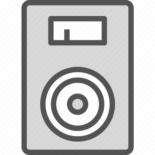 audio, music, player, songsstation icon