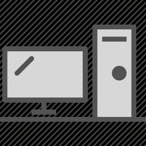 calculator, computer, desktop, pc icon