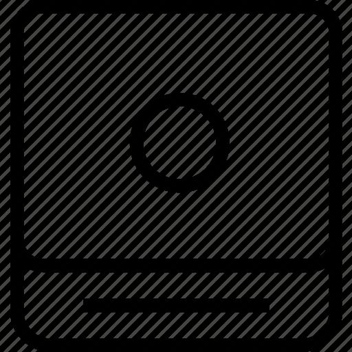 cdplayer, mix, music, sound icon