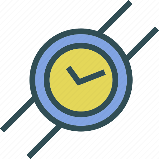 clock, smartwatchcircle, watch, wrist icon