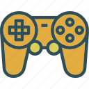 controller, entertain, game, joystick, playstation, tv icon