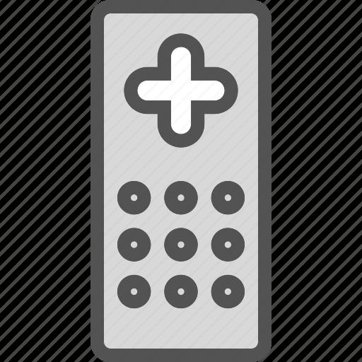 commandold, control, remote, tv icon