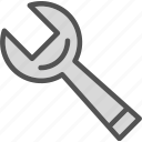 digital, key, lock, mechanic, tool, unlock, web icon