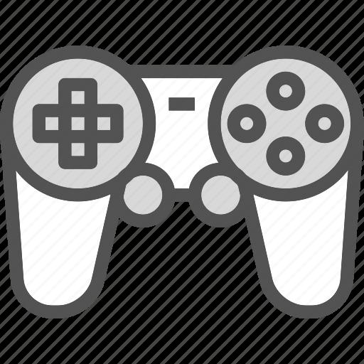 controller, entertain, game, joystick, playstation, tv icon