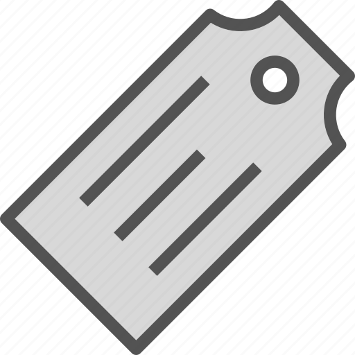 description, sale, tag, text icon