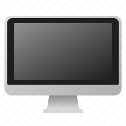 computer, desktop, imac, pc icon