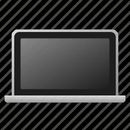computer, device, laptop, macbook, pc icon