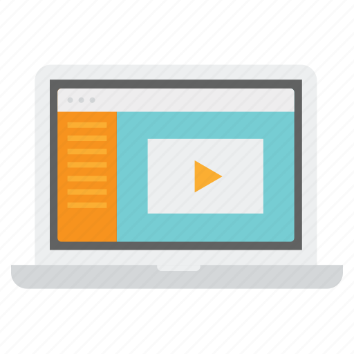 ad, ad network, advertising, online ad, play, tvc, video icon