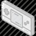 game, handheld, iso, isometric, tech, technology