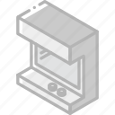 arcade, game, iso, isometric, tech, technology