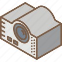 iso, isometric, projector, tech, technology