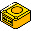 console, games, iso, isometric, tech, technology icon