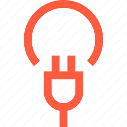cable, electric, electricity, energy, plug, power, socket icon