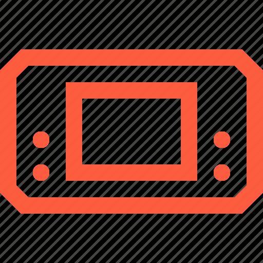 console, game, gaming, handheld, portative, ps, vita icon