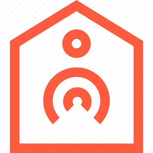audio, home, smart, surround, system, technology, wireless icon