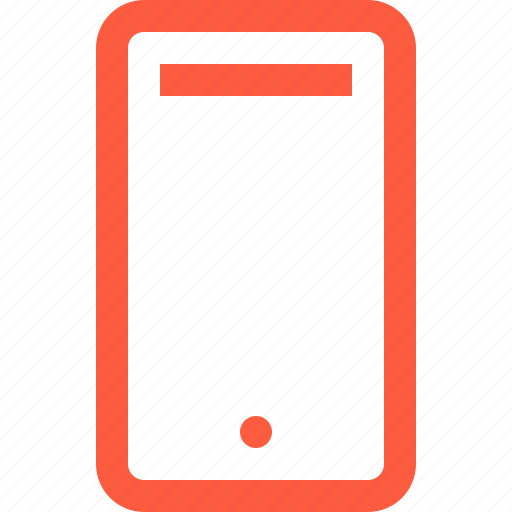 cellphone, cellular, digital, mobile, phablet, phone, smartphone, tablet icon