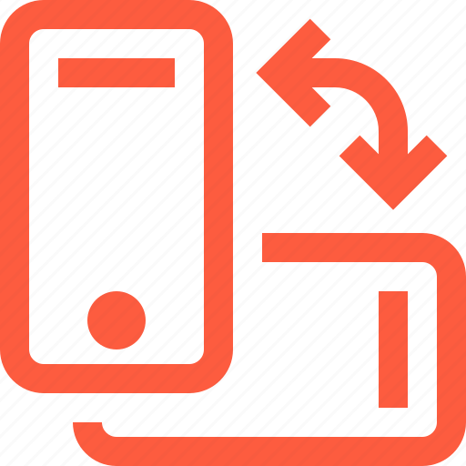function, mode, phone, rotate, rotation, smartphone, view icon