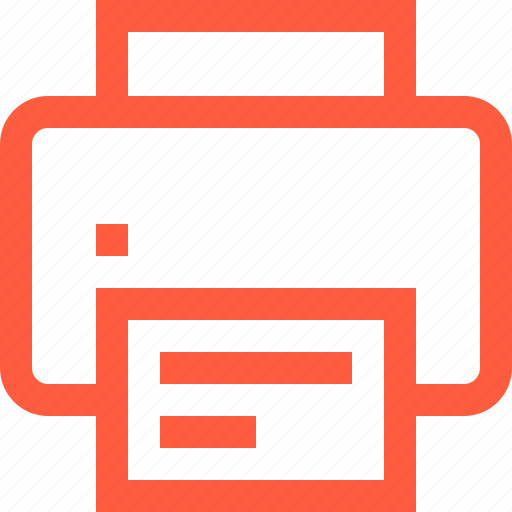 Device, document, laser, peripheral, print, printer, printing icon - Download on Iconfinder