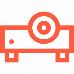 device, display, image, optical, projection, projector, video icon