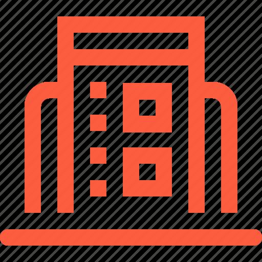 internet, laptop, screen, view, web, webpage, website icon