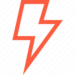 electric, electricity, energy, flash, light, lightning, power icon