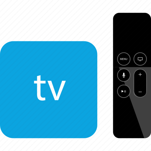 apple, tech, technology, tv icon